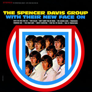 The Spencer Davis Group - With Their New Face On