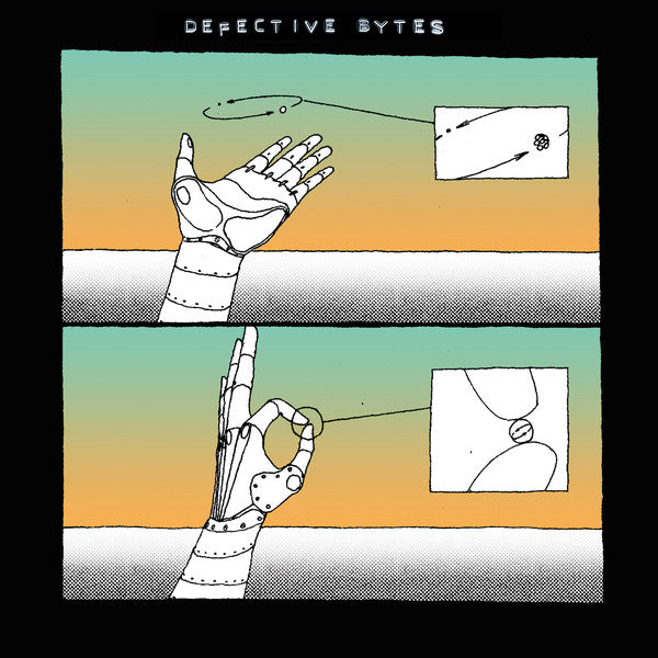 Various ‎Artists  - Defective Bytes EP