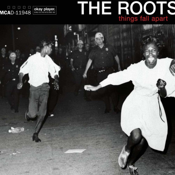 The Roots - Things Fall Apart (Boxset)