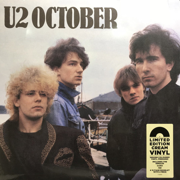 U2 - October (Coloured)