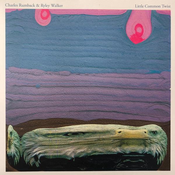 Ryley Walker & Charles Rumback - Little Common Twist