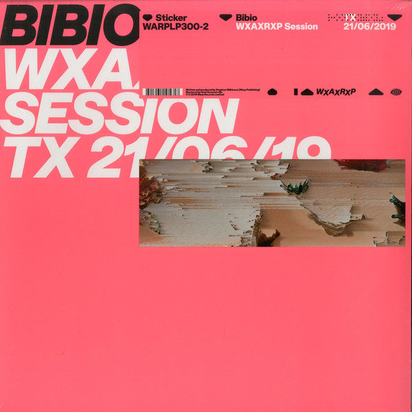 Bibio - WXA Session TX 21/06/19