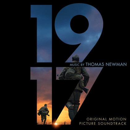 "Thomas Newman - 1917 (""Full Metal Jacket"" Colored Vinyl)"