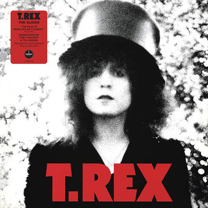 T. Rex ‎ - The Slider (Clear)