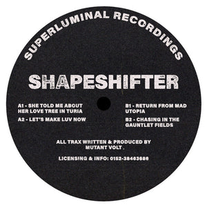 Mutant Volt - Shapeshifter EP