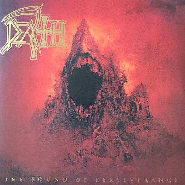 Death - The Sound Of Perseverance (Splatter)