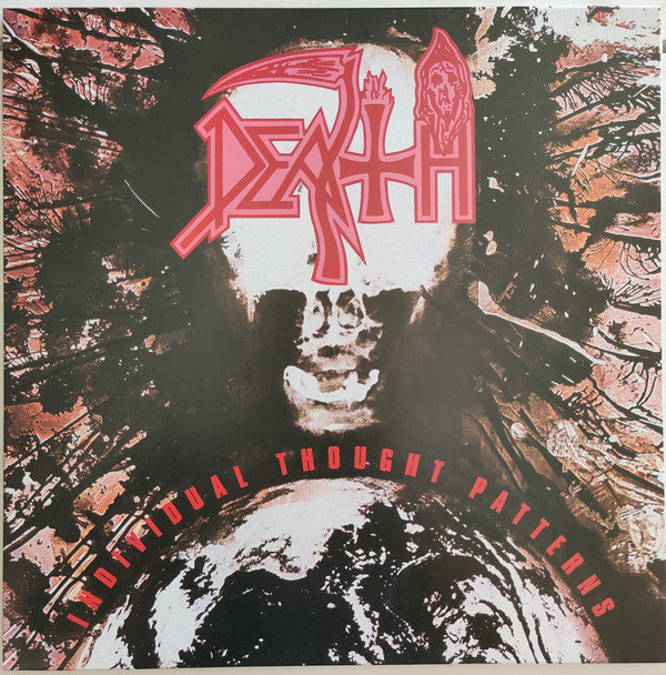 Death - Individual Thought Patterns (White With Pinwheels)
