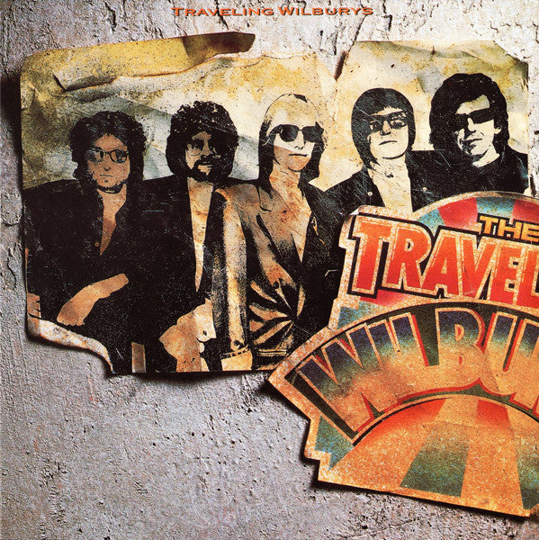 Traveling Wilburys - Volume One (Oange Coloured)