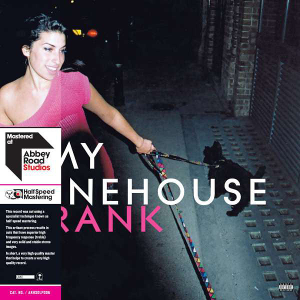 Amy Winehouse - Frank (Half Speed Mastering)