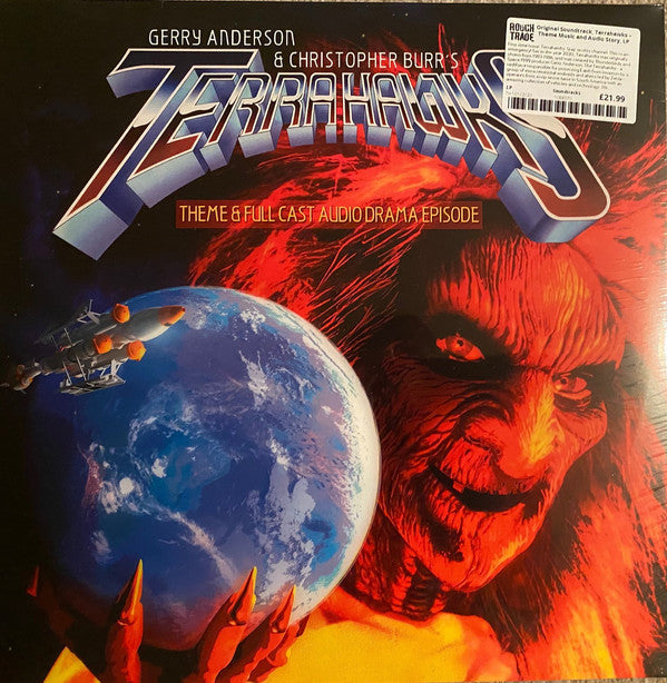 Richard Harvey - Terrahawks: Theme Music & Audio Story