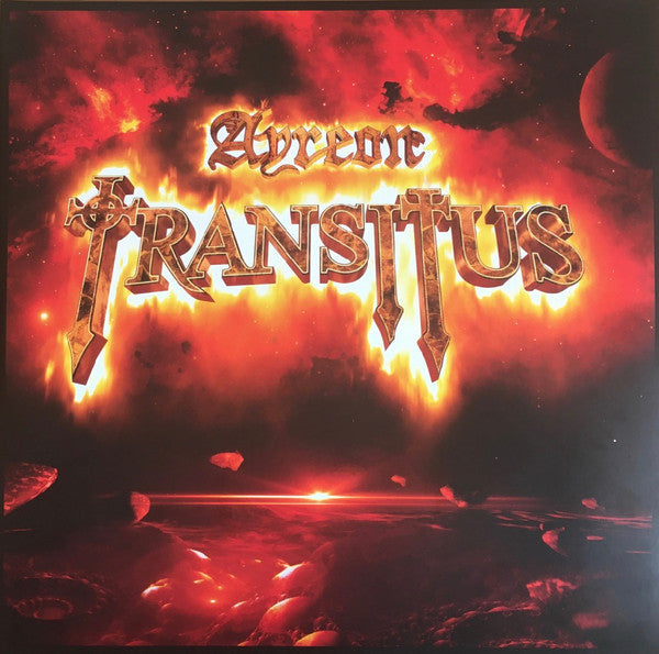 Ayreon - Transitus (Red)