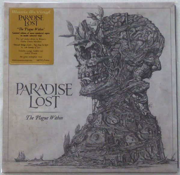 Paradise Lost - The Plague Lost (Smoke Coloured)