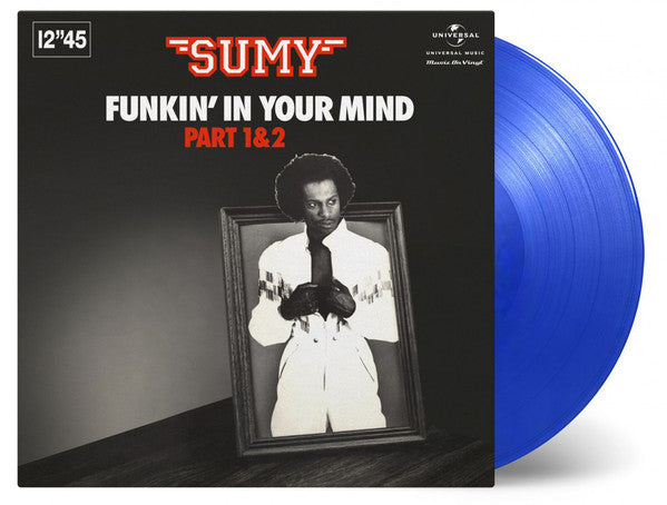 Sumy - Funkin' In Your Mind (Blue)