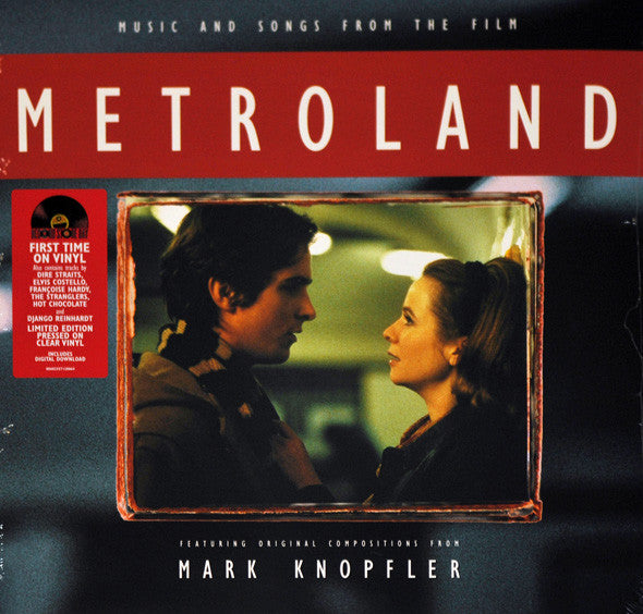 Mark Knopfler -  Music And Songs From The Film Metroland (Clear)