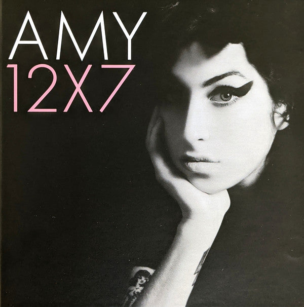 Amy Winehouse -  Amy 12x7 (The Singles Collection)