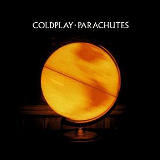 Coldplay - Parachutes (Translucent Yellow)