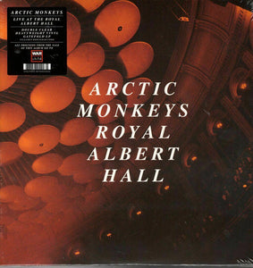 Arctic Monkeys -  Live At The Royal Albert Hall (Clear)