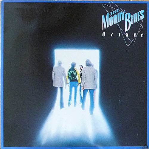 USED -  The Moody Blues ‎ - Octave