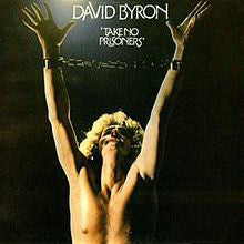 David Byron - Take No Prisoners (Purple)