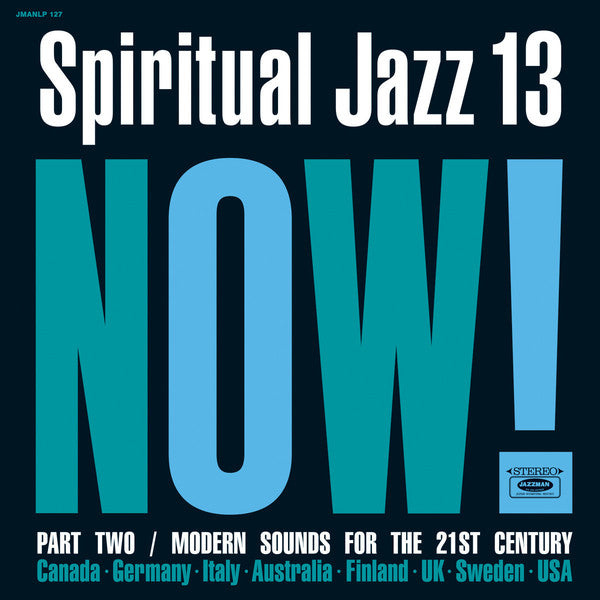 Various Artists - Spiritual Jazz 13: Now, Pt. 2 (CD)