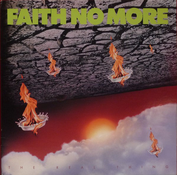 Faith No More - The Real Thing (Yellow Vinyl)