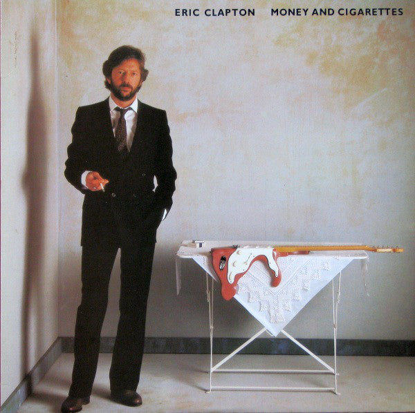USED -  Eric Clapton  - Money And Cigarettes