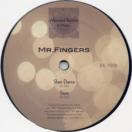 Mr. Fingers - Slam Dance