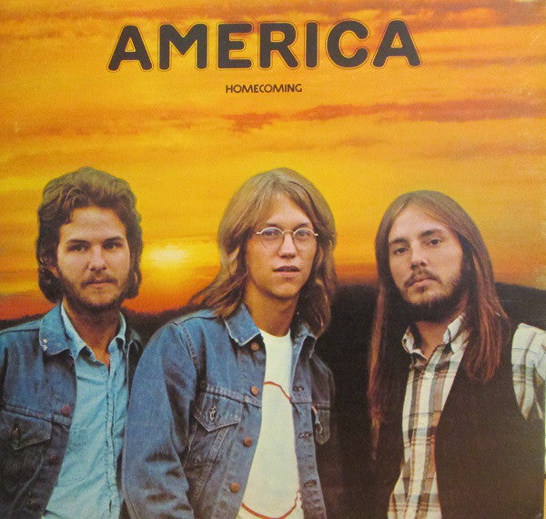 America - Homecoming (Flaming Gold)