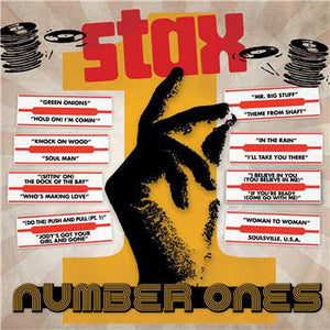 Various Artists - Stax Number Ones (Coloured)
