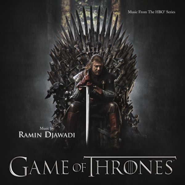Ramin Djawadi - Game Of Thrones (White, Blue  Coloured)