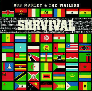 Bob Marley & The Wailers - Survival (Half Speed Mastering)