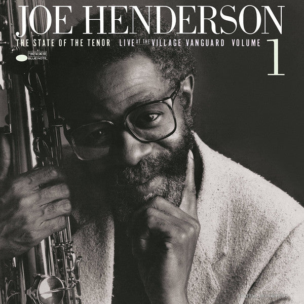Joe Henderson - The State Of The Tenor: Live At The Village Vanguard Volume 1