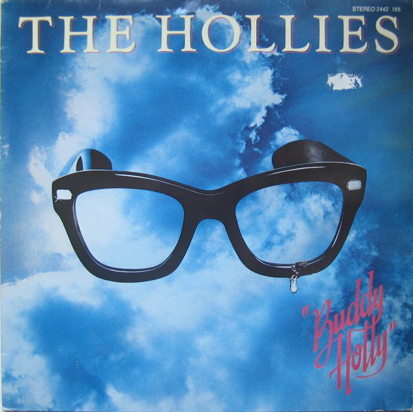 USED - The Hollies ‎ - Buddy Holly