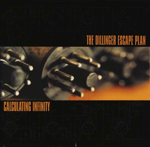 The Dillinger Escape Plan - Calculating Infinty (Orange)