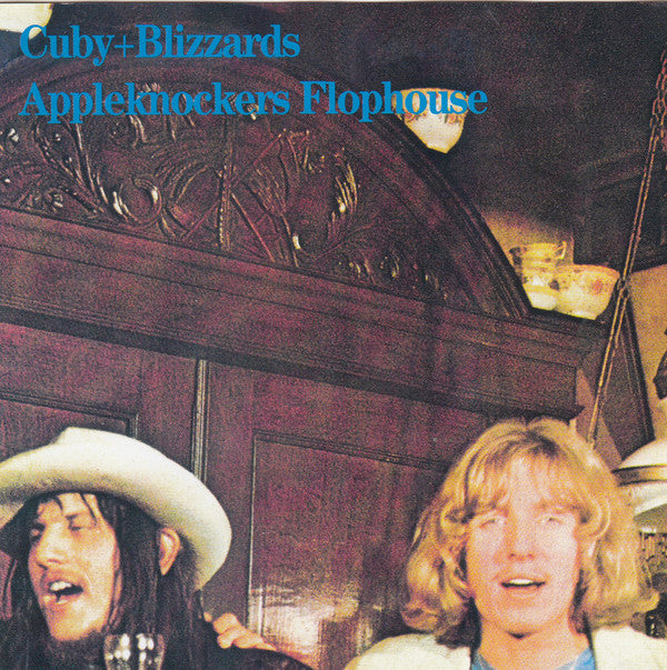 Cuby & Blizzards - Appleknockers Flophouse -Coloured-