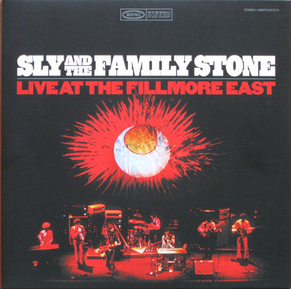 Sly And The Family Stone - Live At The Fillmore East