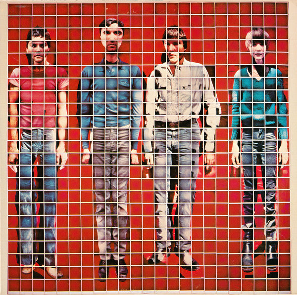 Talking Heads - More Songs About Buildings and Food (Red Coloured)