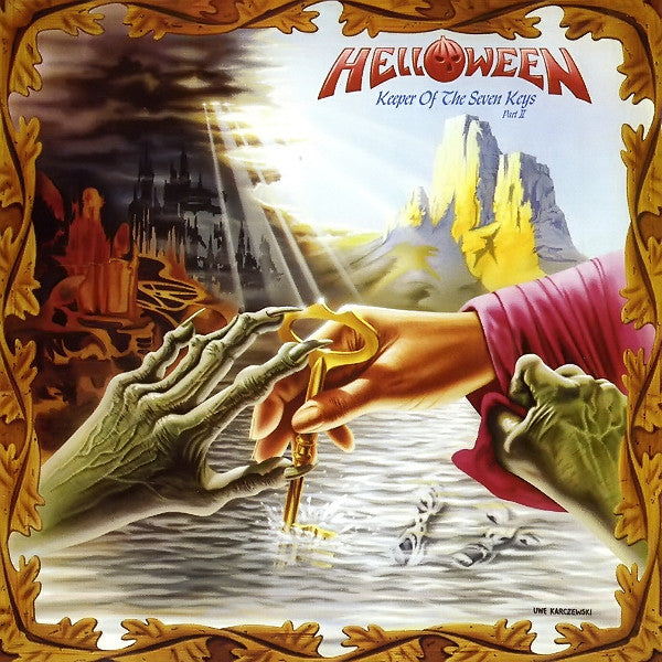 Helloween - Keeper Of The Seven Keys (Part II)