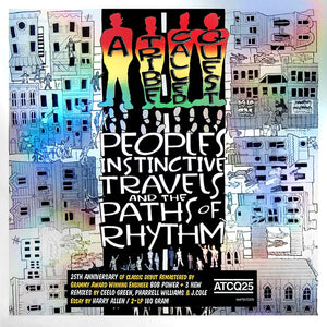 A Tribe Called Quest - People's Instinct Travels And The Paths Of Rhythm