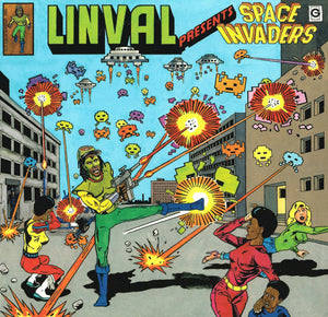 Linval Thompson - Space Invaders