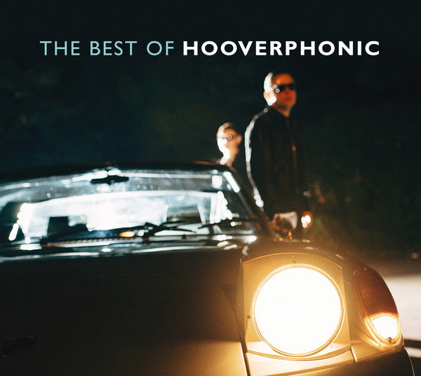 Hooverphonic - The Best Of (Translucent Blue)
