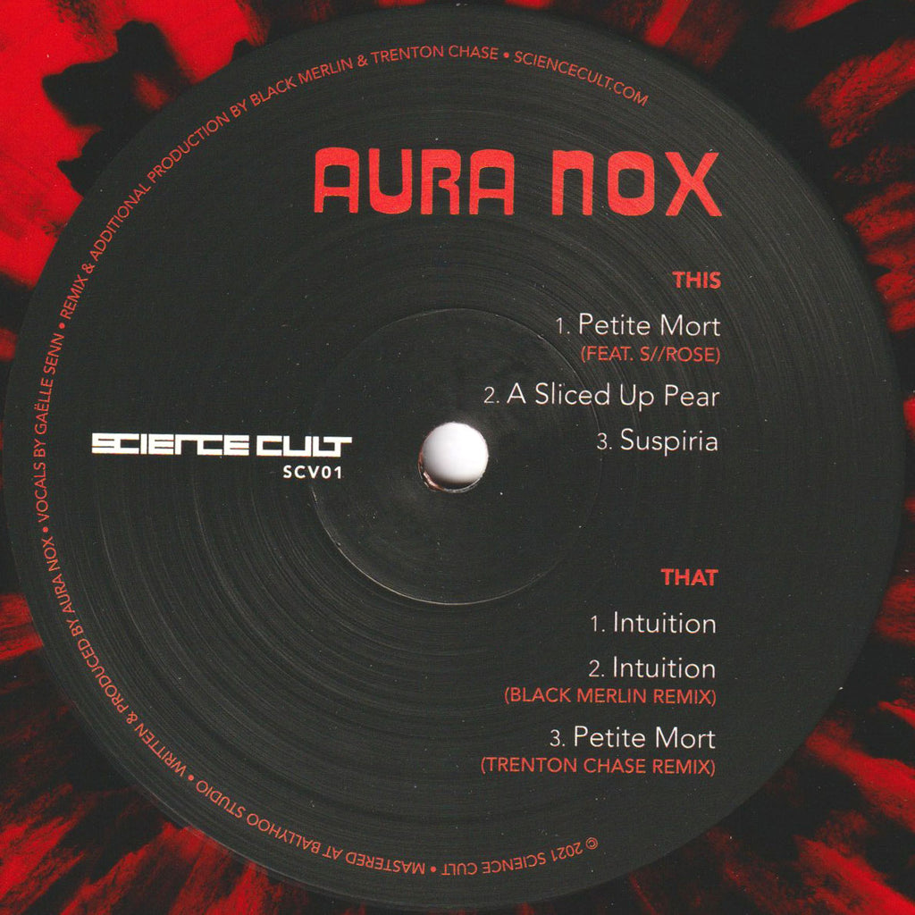 Aura Nox - Levana's Tears (feat. S//Rose, remixes by Black Merlin & Trenton Chase)