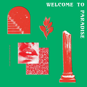 Various Artists - Welcome To Paradise Vol. I: Italian Dream House 89-93