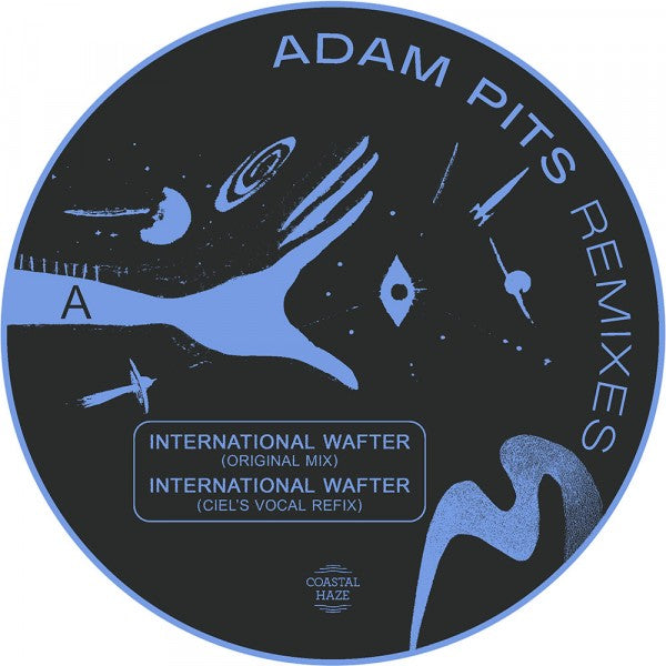 Adam Pits - International Wafter (The Remixes)