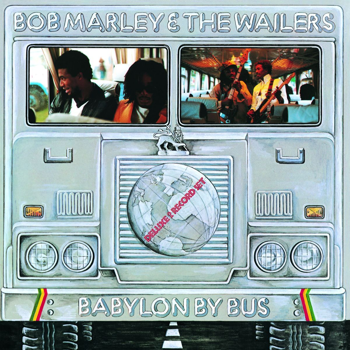 Bob Marley & The Wailers - Babylon By Bus (Half Speed Mastering)
