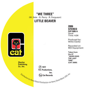 Little Beaver - We Three / Listen To My Heartbeat