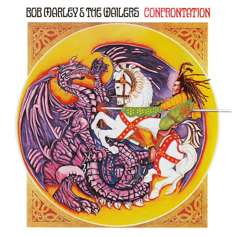 Bob Marley & The Wailers - Confrontation (Half Speed Mastering)