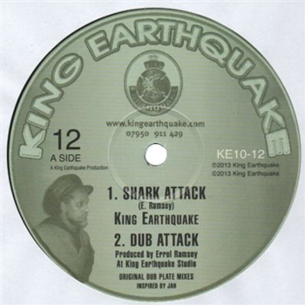 King Earthquake - Shark Attack / Torture The Devil