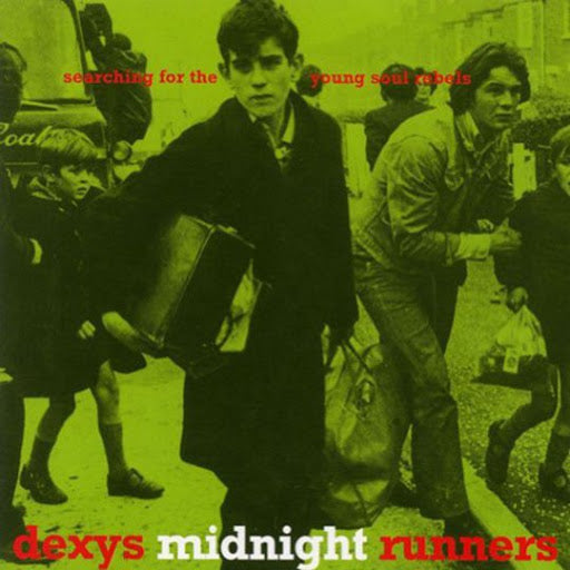 Dexys Midnight Runners - Searching For the Young Soul Rebels (Red)