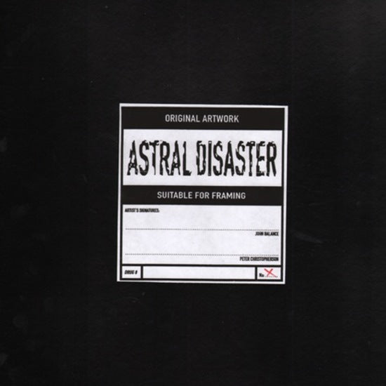 Coil - Astral disaster.. -Ltd-